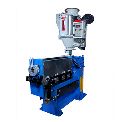 Extruder with Bry Air Hopper